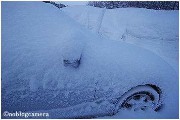 雪だるま車