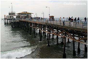 サンタモニカピア(Santa Monica Pier)