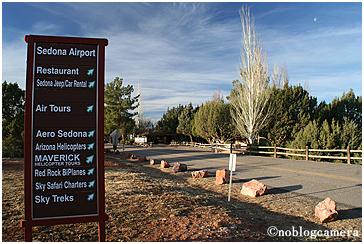セドナ空港(Sedona Airport)
