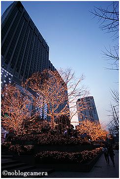 ロッテホテルソウル クリスマスバージョン